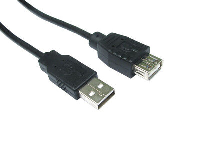 AU2.86 • Buy USB 2.0 Extension Cable Male To Female A To A Plug To Socket Lead Wholesale