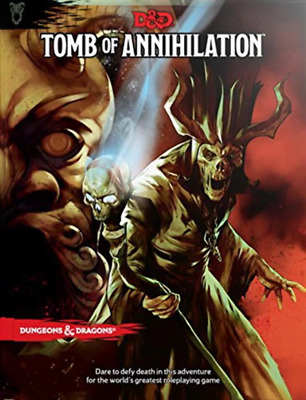 AU60.95 • Buy Dungeons & Dragons Tomb Of Annihilation NEW