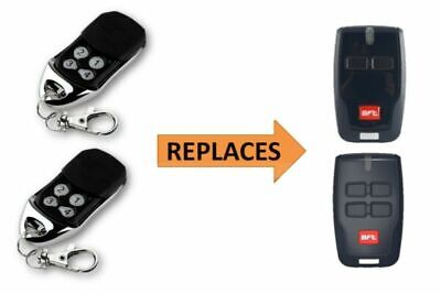 AU25.50 • Buy 2 X BFT Compatible Garage/Gate Remote Transmitter: B RCB2 B RCB TX2 TX4 0678