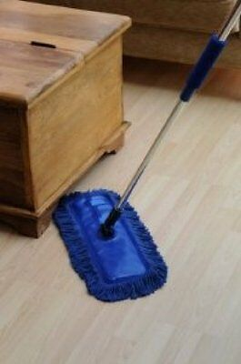 Home Valet Californian Waxed Flexible Floor Duster With Extendable Handle • 12.50£