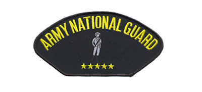 $14.99 • Buy Army National Guard Patch Arng Reserve Force State Militia Disaster Veteran