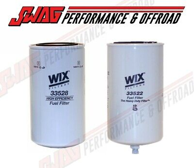 wix fass fuel system replacement filters for powerstroke cummins duramax  diesel • 34 99$
