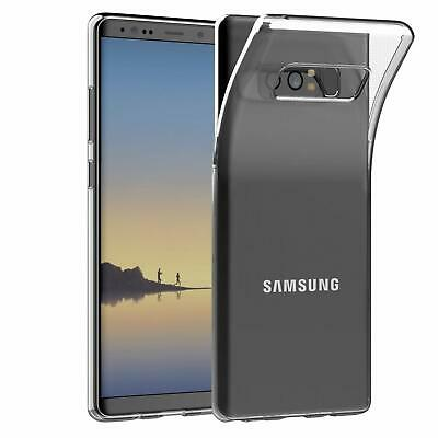$ CDN4.95 • Buy For Samsung Galaxy Note 8 Case - Clear Gel Ultra Thin Soft TPU Transparent Cover