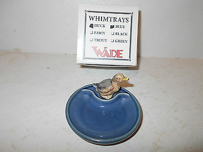 Wade Whim Trays Whimtrays - Duck - Blue - New In Box • 10.11£