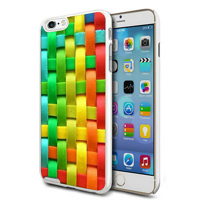 Cross Stitch Shockproof Hard Case Cover For Mobiles • 2.99£