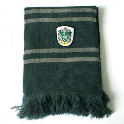 $ CDN17.42 • Buy Harry Potter Slytherin Thicken Scarf Soft Warm Costume Cosplay US SELLER