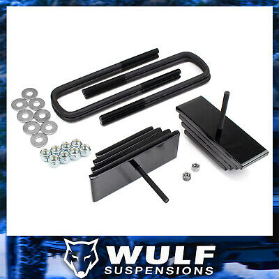 $86.88 • Buy 2.8  Front Mini Leaf Leveling Lift Kit For 1999-2004 Ford F350 Super Duty 4X4