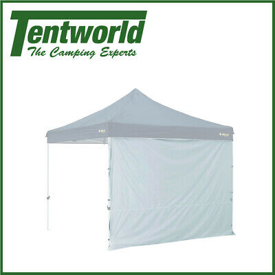 AU29.90 • Buy Oztrail Camping Tent Gazebo Solid Wall Outdoor Shade 3.0