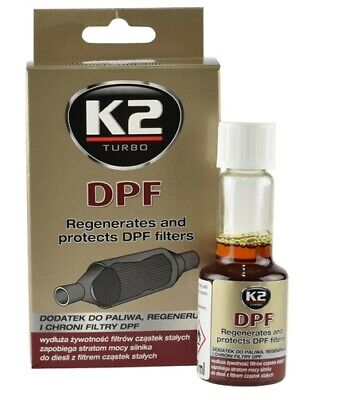 K2 Dpf Regenerates And Protects Dpf Particulate Filters Cleaner All Diesel  • 5.75£