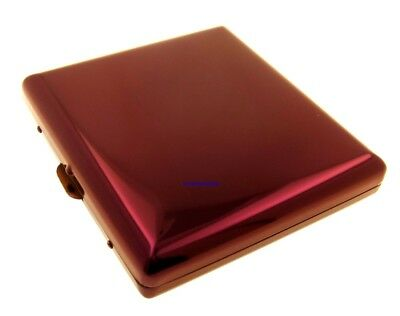 Cigarette Case -- Champ Ice Purple Coloured Metal 20 King Size -- NEW • 7.49£