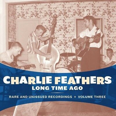 £68 • Buy Charlie Feathers - Long Time Ago   Vinyl Lp New!