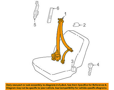 03 Toyota Corolla Seat Belt Compare Prices On Dealsan Com