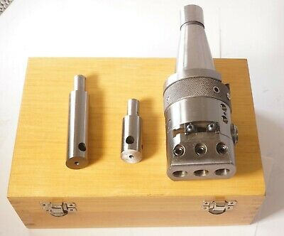 Soba Automatic Boring Head INT 40  (Ref: 171220) ISO 40 For Milling Machine • 335£