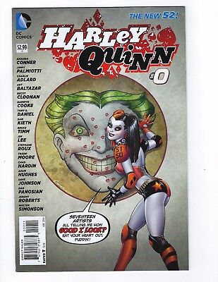 $ CDN12.08 • Buy Harley Quinn # 0 1st Print N52 DC New 52 NM