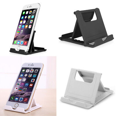 $1.30 • Buy Universal Desk Foldable Stand Holder Cradle For IPhone Samsung Cell Phone Tablet