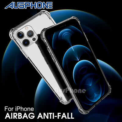 AU4.99 • Buy Shockproof Tough IPhone 8 7 11 Pro XS MAX XR Gel Clear Case Cover For Apple