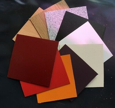 Formica Type Laminate Sheets VARIOUS COLOURS 900 X 600mm • 30.16£