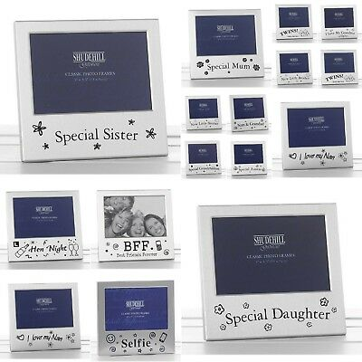 Photo Picture Frame Birthdays Weddings Mum Dad Grandad Nan Birthdays Gifts 5 X 3 • 4.15£