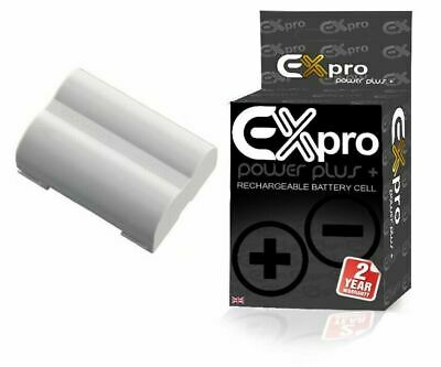 Ex-Pro Digital Camera Battery BLM-5 BLM5 For Olympus Evolt E-3 E5 E-30 E-330 • 16.92£