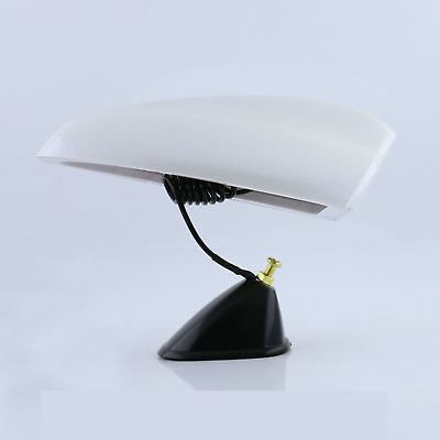 For Opel/Vauxhall BMW Radio FM/AM Aerial Auto Car Shark Fin Roof Antenna White • 12.99£