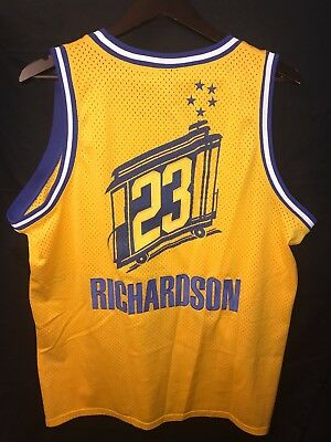 $ CDN79.95 • Buy NBA Nike THE CITY Jersey Jason Richardson #23 Men Size XL