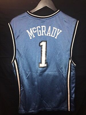 $ CDN69.95 • Buy NBA Reebok Orlando Magic Jersey Tracy McGrady #1 Men Size Large