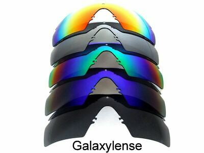 £23.95 • Buy Galaxy Replacement Lenses For Oakley Si Ballistic M Frame 2.0 Z87 5 Pairs Color
