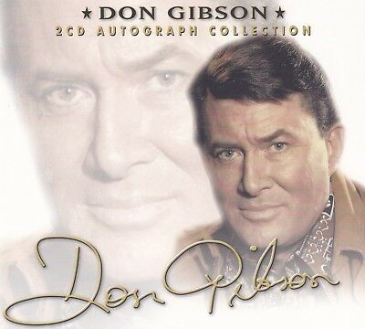 £8.59 • Buy Don Gibson - Autograph Collection - 2CD
