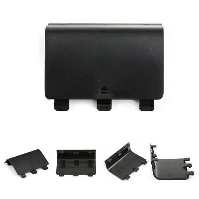 $1.29 • Buy 2PCS Black Battery Cover Door For Microsoft Xbox One Wireless Controller Gamepad