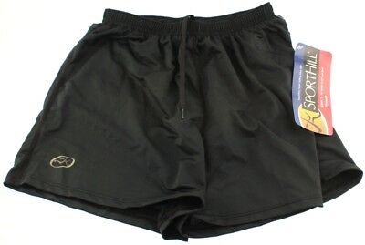 $9.97 • Buy SPORTHILL SYNERGY Running Shorts Women's Small Sm S Lined Black NEW  WITH TAGS