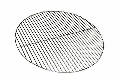 $ CDN43.20 • Buy STAINLESS STEEL BBQ REPLACEMENT COOKING GRILL 54.5CM Fits 57CM WEBER KETTLE