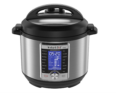 $228.99 • Buy NEW Instant Pot Ultra 6 Qt 10-in-1 Multi-Use Programmable Pressure Slow Cooker