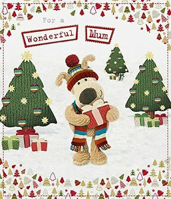 Boofle Mum - Adorable New Christmas Greeting Card • 3.90£