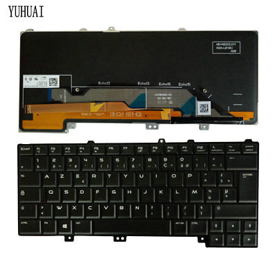 $ CDN60.81 • Buy For DELL Alienware 13 R1 R2 15 R1 R2 Keyboard French Clavier Français FR Backlit