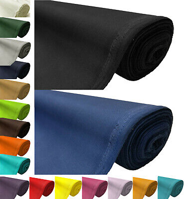 Waterproof Canvas Fabric Heavy Duty 23oz Thick Outdoor Cover Material 150cm Wide • 6.98£