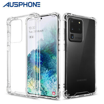 AU5.99 • Buy Shockproof Tough Case Cover For Samsung S21 S20 Ultra S10 S9 S8 Plus Note 20 5G