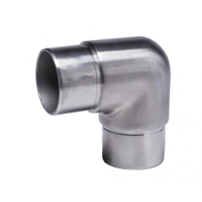 Stainless Steel 90 Degree Elbow Joint 304-316 Grade • 11£
