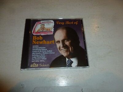 BOB NEWHART - The Best Of Bob Newhart - 2013 UK 12-track CD • 26.99£