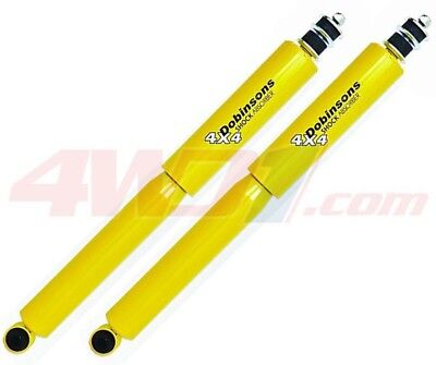 AU344 • Buy Dobinsons Nitro Gas Front Shocks Zj/zg Jeep Grand Cherokee