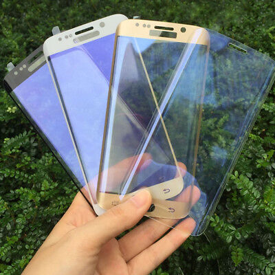 $ CDN2.69 • Buy 3D FULL COVERAGE Curved Tempered Glass Screen Protector For Samsung Galaxy S7/S8