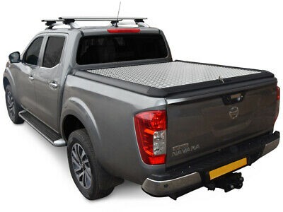 £1370.14 • Buy Nissan Navara NP300 Double Cab Mountain Top Chequer Lift-Up Cover