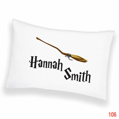 PERSONALISED Cushion Cover Pillow Kids Harry Potter Gift For Girls And Boys • 6.99£