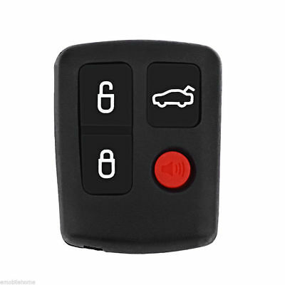 AU21.99 • Buy Fits Ford 4 Button 433MHz Complete Remote Key Territory SX XR6 XR8 Falcon BA BF