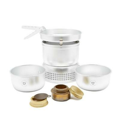 £47.99 • Buy New TRANGIA Aluminium 27-1 Cooker Camping Cooking Equipment