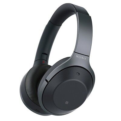 $ CDN679.03 • Buy Sony WH-1000XM2 Black Wireless Noise-Canceling Headphones WH1000XM2