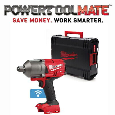 £259.99 • Buy Milwaukee M18ONEFHIWF34-0 FUEL 18v 2033Nm One Key 3/4  Impact Wrench With Case