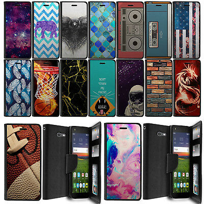AU14.54 • Buy ID Case For LG V30 /V30 Plus, Dual Hybrid Wallet ID Case Holder Flip Cover Stand
