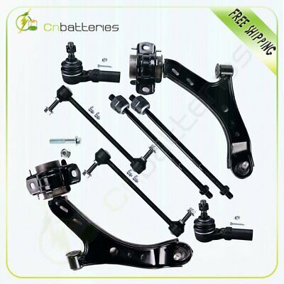 $215.81 • Buy 8pc Steering Parts Control Arm Suspension Kit For 2005-10 Ford Mustang  ES80805