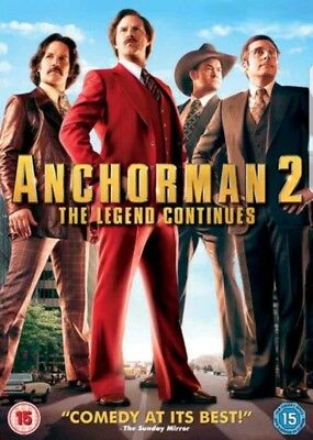 £2.12 • Buy Anchorman 2 - The Legend Continues [DVD]