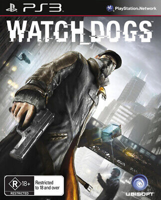 AU10.95 • Buy Watch Dogs PS3 Game USED